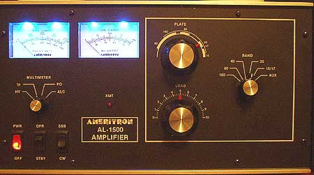 Ameritron AL-1500 Linear Amplifier